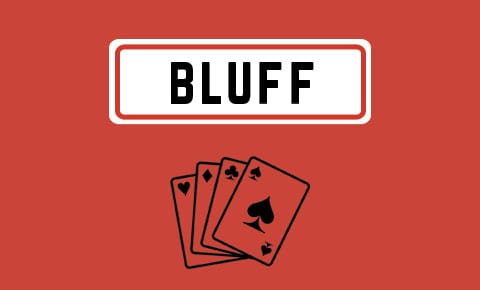 How to play and where to play bluff card games online?